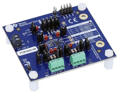 Оценочный модуль PCM1820EVM