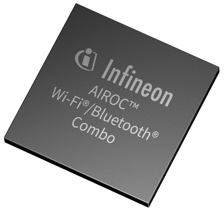 Infineon - CYW43455