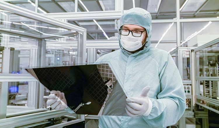 Российский центр гибкой электроники, созданный на базе «ТехноСпарка» — вклад Группы «РОСНАНО» в развитие ТиНАО