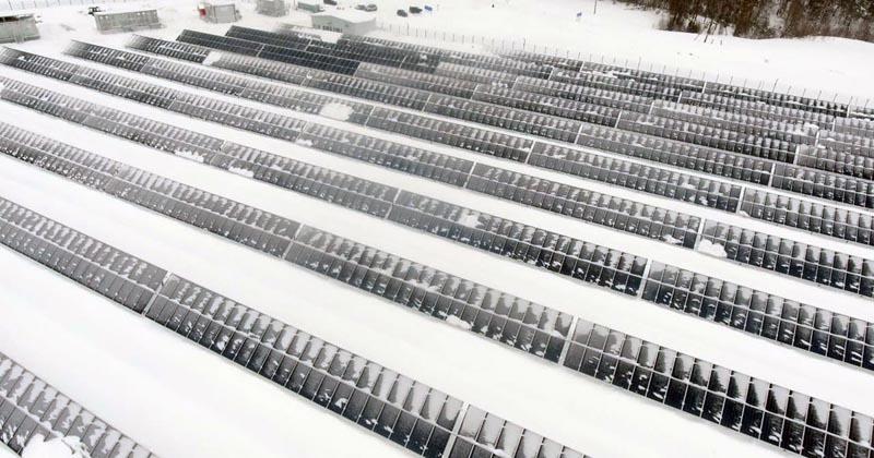 На Бурзянской солнечной электростанции СЭС закончился