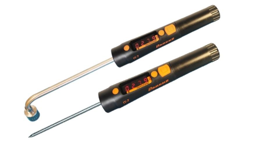 Измерители температуры IT-7 термометры-зонды термощупы внесены