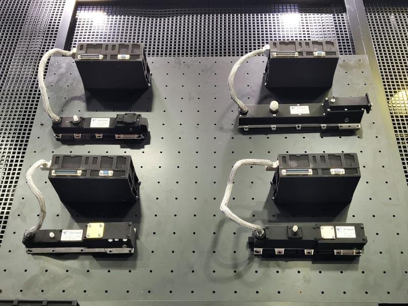 «Росэлектроника» представила на МАКС-2021 новое поколение СВЧ усилителей для космоса