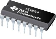 Datasheet Texas Instruments CD4050A