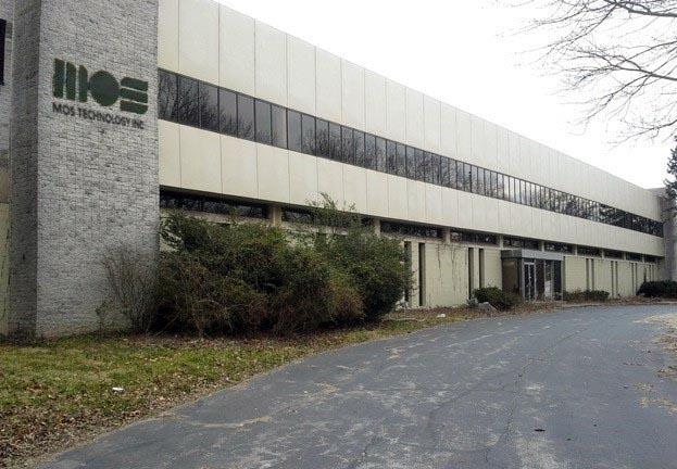Производственный корпус компании MOS Technology