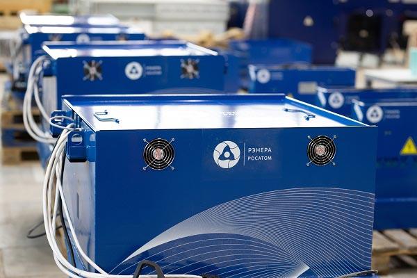 Росатом построит завод по производству литий-ионных ячеек и систем накопления энергии в Калининградской области