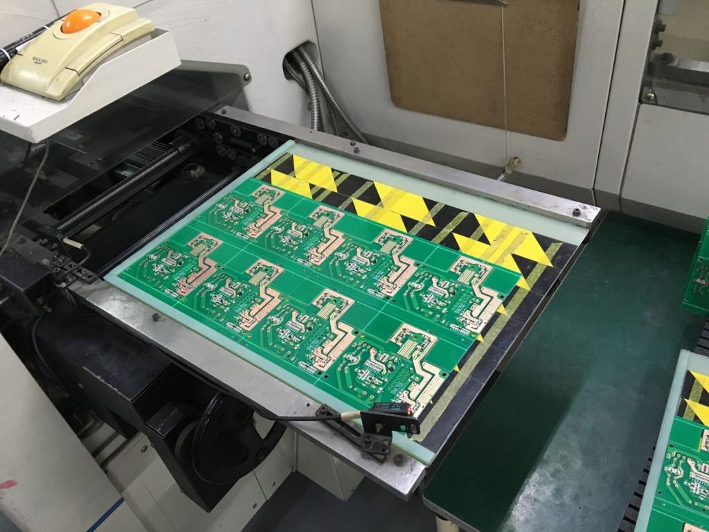 Автоматизированное крупносерийное производство печатных плат