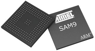 Atmel AT91SAM9X25-CU