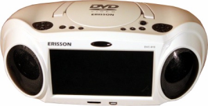 Erisson DVC-910  White