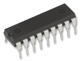 Microchip PIC16LC71-04/P