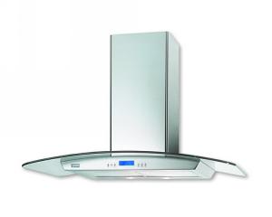 Kronasteel SCARLETT 600 INOX/GLASS 5Р LCD