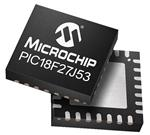 Microchip PIC18LF25K80T-I/ML