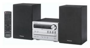 Panasonic SC-PM02EP-S