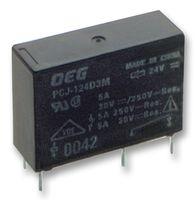 TE Connectivity PCJ-124D3M