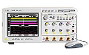 54854A Infiniium Oscilloscope and InfiniiMax 1132A Probing System