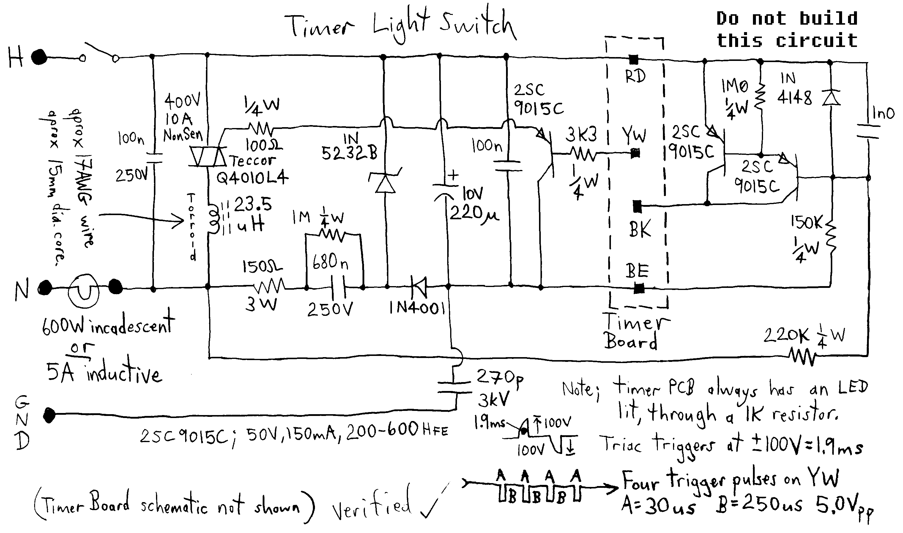timer light switch wiring diagram, Wiring diagram