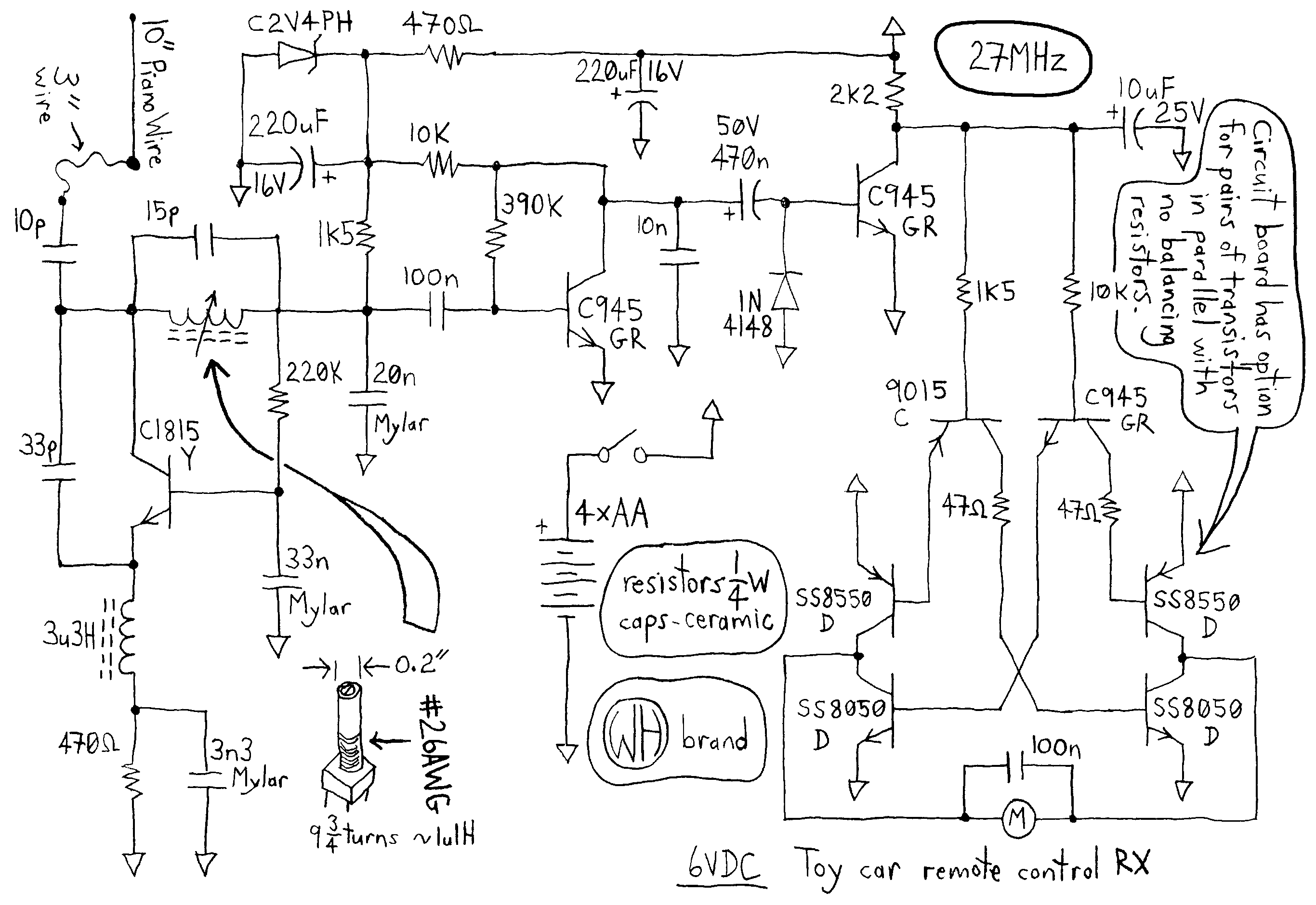 rc car circuit diagram the wiring diagram rc car circuit diagram vidim wiring diagram circuit diagram