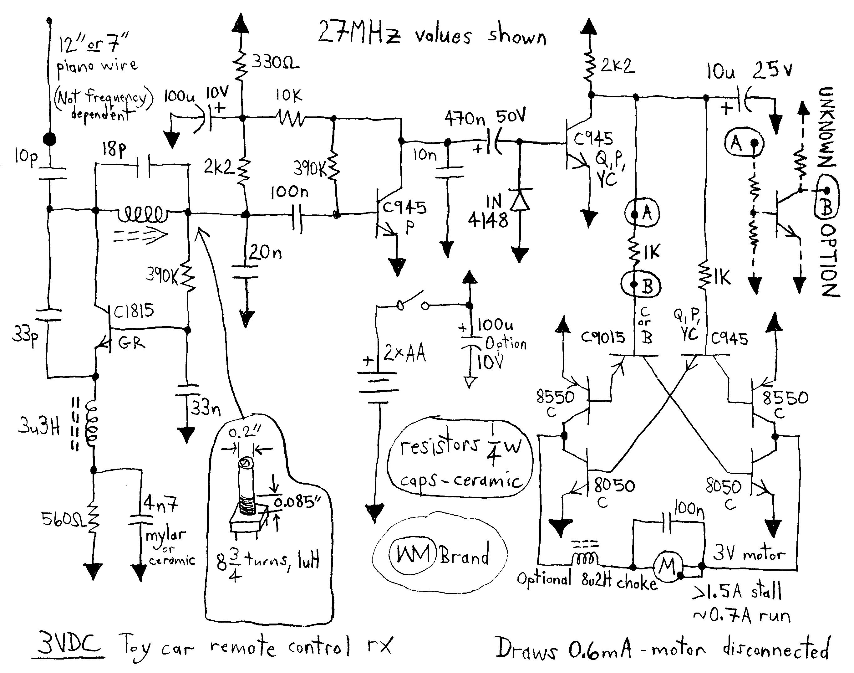 simple rc cars